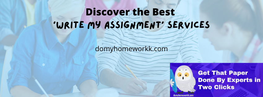 Discover the Best Do My Homework Services
